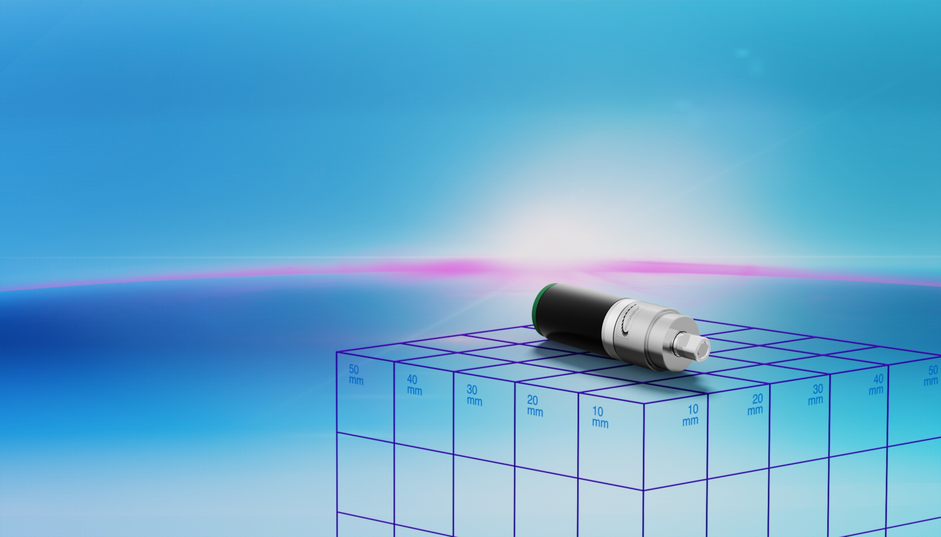 MaalonDrive® SpecialShaft 8mm - Type 1