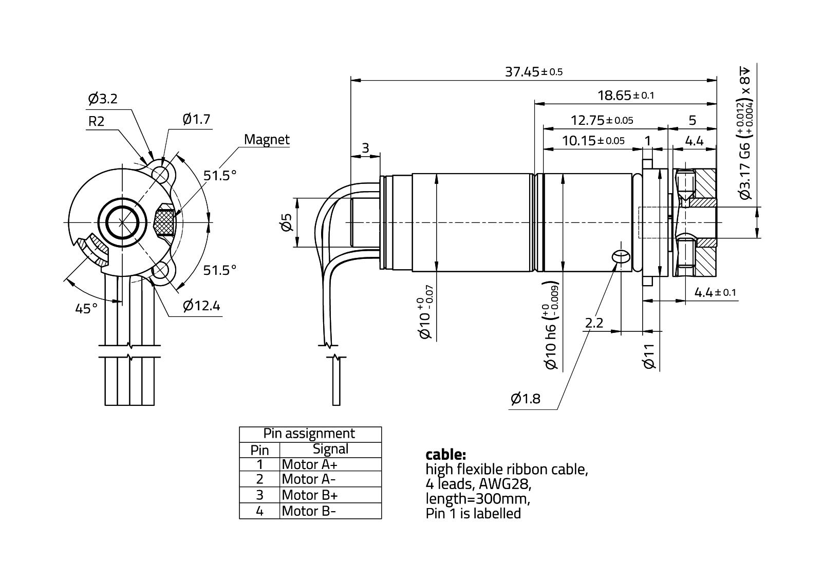 MaalonDrive® ToolFit 10mm - Type 9