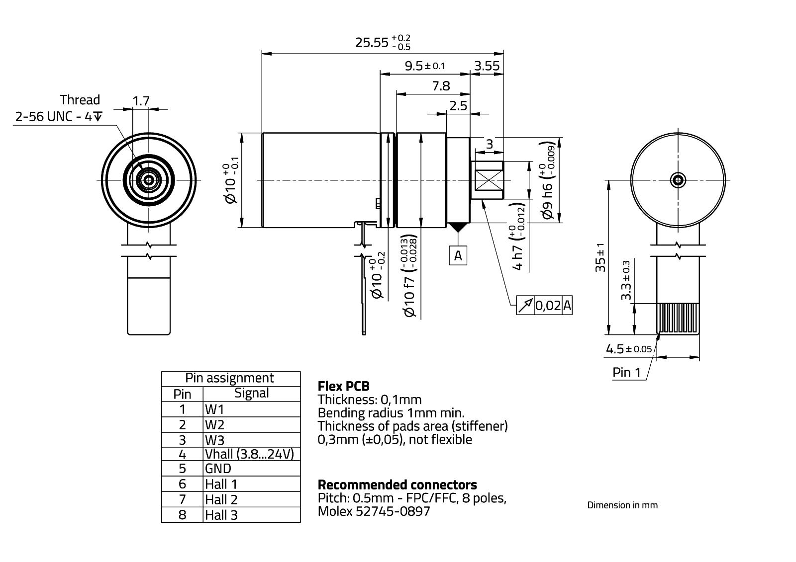 CoograDrive® Space 10mm - Type 4