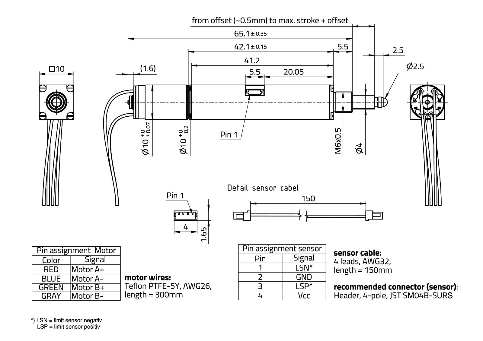 RasuunDrive® HighVac 10mm - Type 10