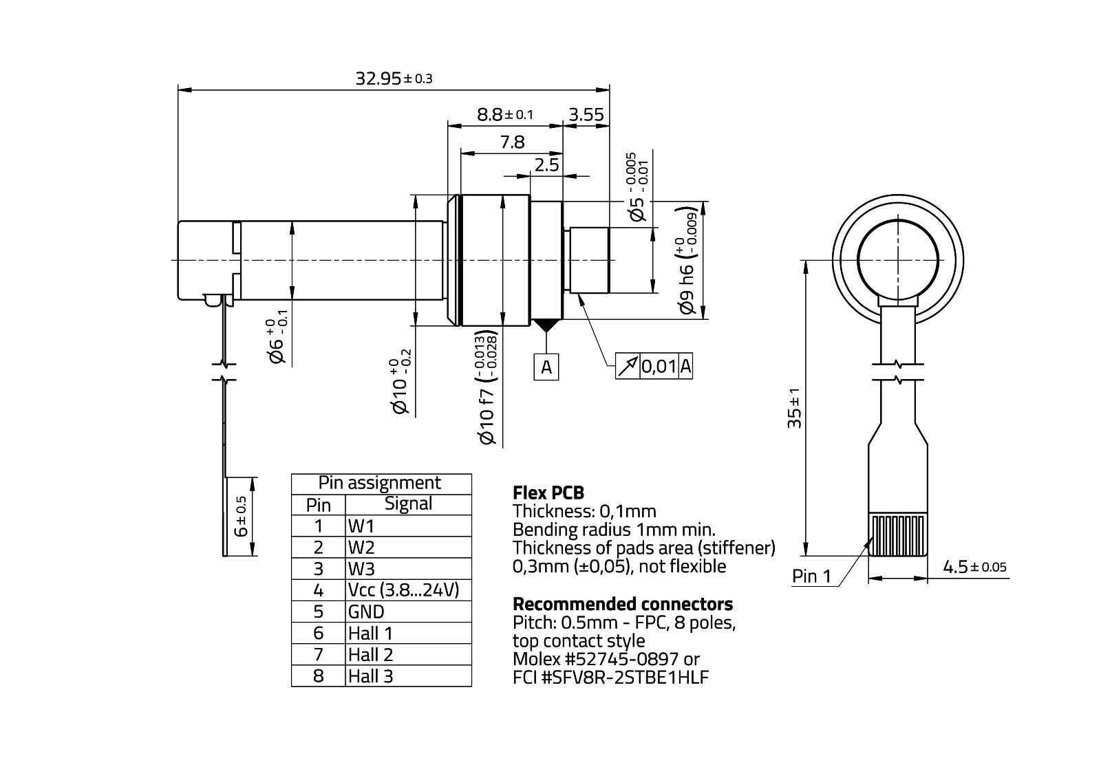 MaalonDrive® HighRes 10mm - Type 3